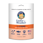 Under The Weather Cat Supplements